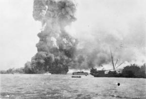 Neptuna_explosion_19_February_1942